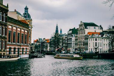Ny stad, nya möjligheter